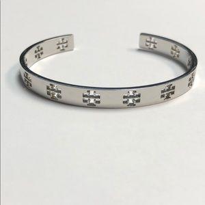 Tory Burch signature cuff bracelet